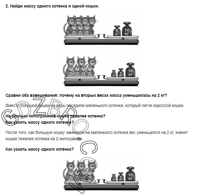 Ответ на странице 103 - 2 ГДЗ по Математике 3 класс Моро, Бантова, Бельтюкова, Часть 1, 2015 - ГДЗ с решением- 1>