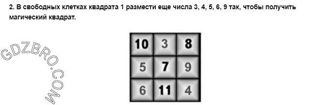 Ответ на странице 109 - 2 ГДЗ по Математике 3 класс Моро, Бантова, Бельтюкова, Часть 1, 2015 - ГДЗ с решением- 1>