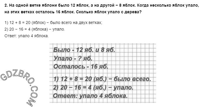 Ответ на странице 10 - 2 ГДЗ по Математике 3 класс Моро, Бантова, Бельтюкова, Часть 1, 2015 - ГДЗ с решением- 1>