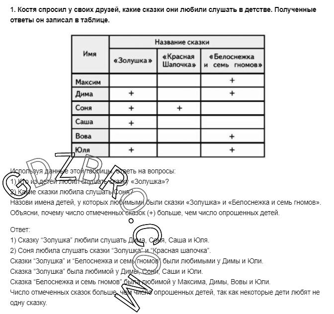 Ответ на странице 11 - 1 ГДЗ по Математике 3 класс Моро, Бантова, Бельтюкова, Часть 1, 2015 - ГДЗ с решением- 1>