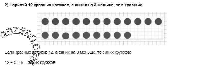 Ответ на странице 38 - 1 ГДЗ по Математике 3 класс Моро, Бантова, Бельтюкова, Часть 1, 2015 - ГДЗ с решением- 2>