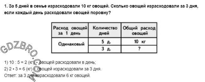 Ответ на странице 46 - 1 ГДЗ по Математике 3 класс Моро, Бантова, Бельтюкова, Часть 1, 2015 - ГДЗ с решением- 1>