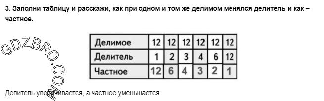 Ответ на странице 63 - 3 ГДЗ по Математике 3 класс Моро, Бантова, Бельтюкова, Часть 1, 2015 - ГДЗ с решением- 1>