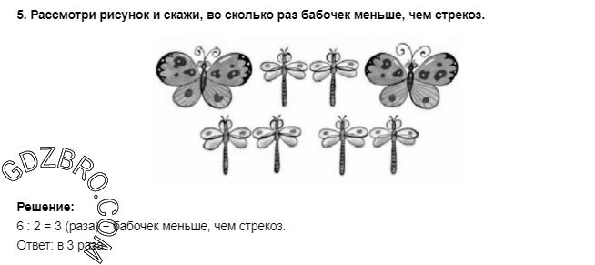 Ответ на странице 68 - 5 ГДЗ по Математике 3 класс Моро, Бантова, Бельтюкова, Часть 1, 2015 - ГДЗ с решением- 1>