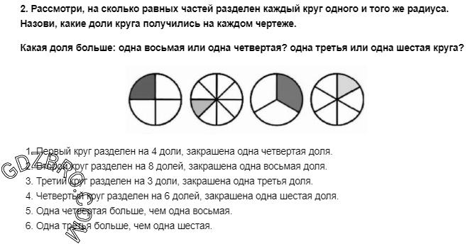 Ответ на странице 94 - 2 ГДЗ по Математике 3 класс Моро, Бантова, Бельтюкова, Часть 1, 2015 - ГДЗ с решением- 1>