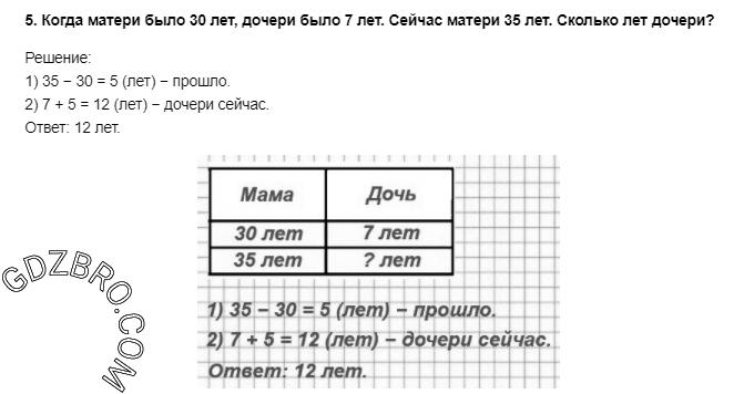 Ответ на странице 97 - 5 ГДЗ по Математике 3 класс Моро, Бантова, Бельтюкова, Часть 1, 2015 - ГДЗ с решением- 1>